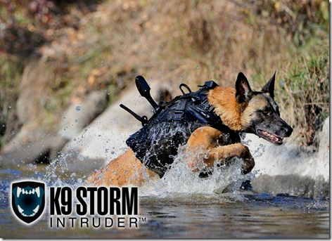 K9 Storm Body Armour