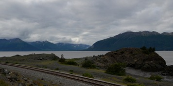 Turnagain Arm from Beluga Point