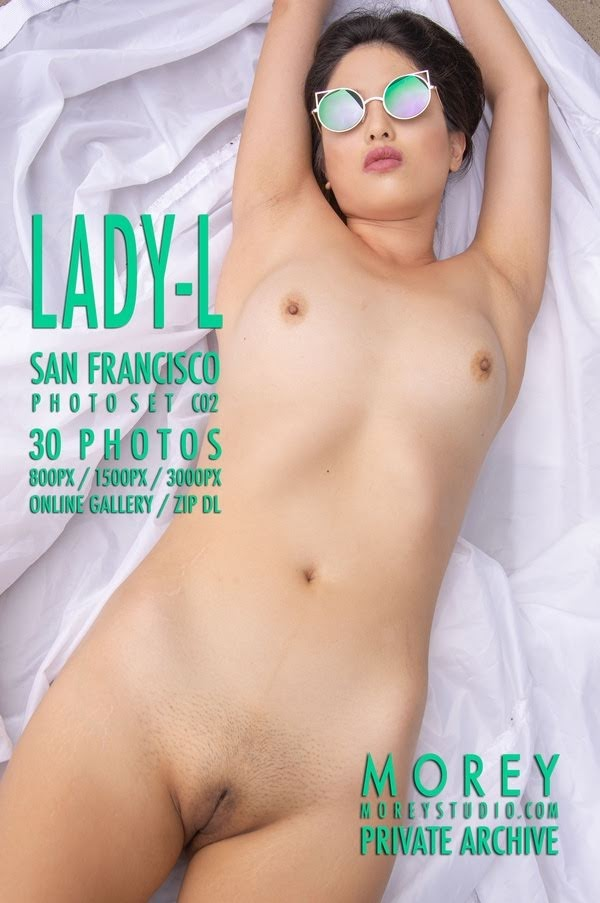 [MoreySudio] Lady-L - San Francisco Photoset C02