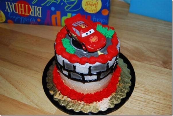 Primeiro bolo de aniversário (2)