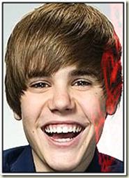 Bieber Pixlr