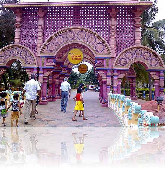 Chennai Amusement Park