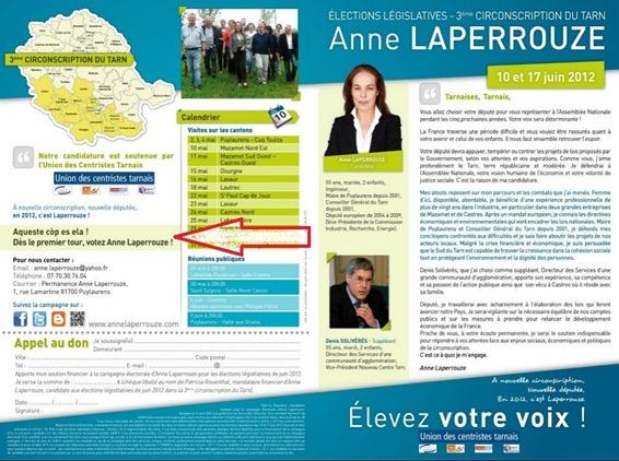 Anne Lapérrouze