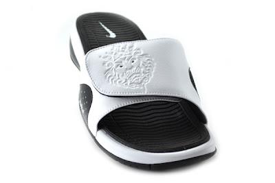 lebron james flip flops