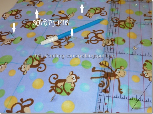 quilted changing pad (7.5)