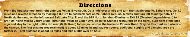 LTS Directions
