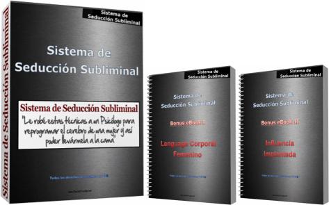 SISTEMA DE SEDUCCIÓN SUBLIMINAL, Mr. Tomas [ Libro ] – Tecnología mental secreta de seducción de resultados asombrosos