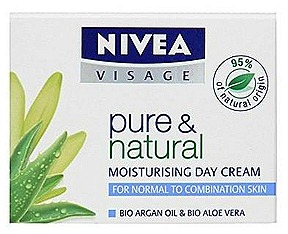 Nivea Pure & Natural Moisturising Day Cream Duchess of Cambridge