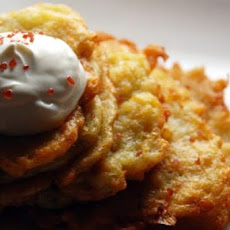 Maxine's Potato Latkes