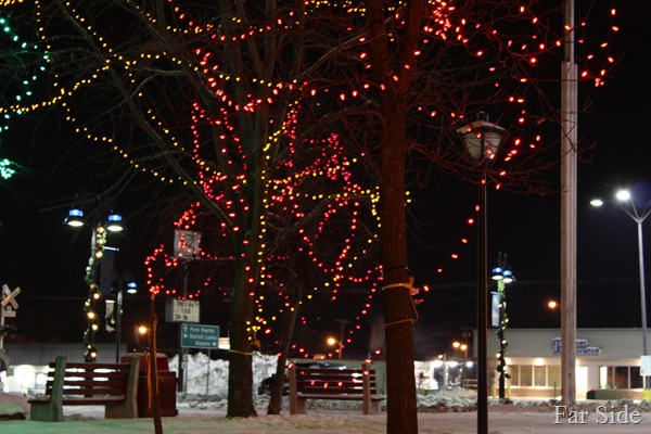 Lights at Wadena