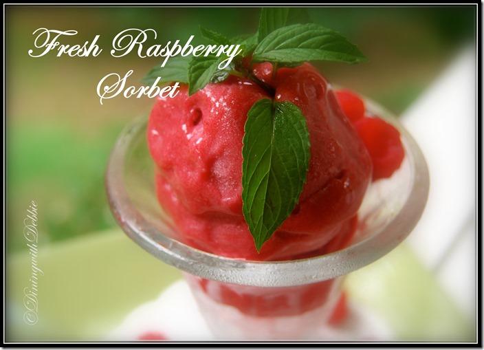 raspeberry sorbet 2