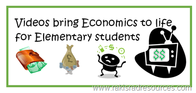 Using videos to bring economics to life for elementary students