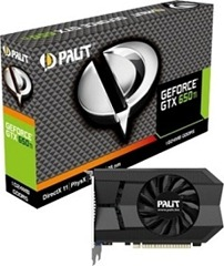 Palit NVIDIA GeForce GTX 650Ti 1GB GDDR5 Graphics Card Price