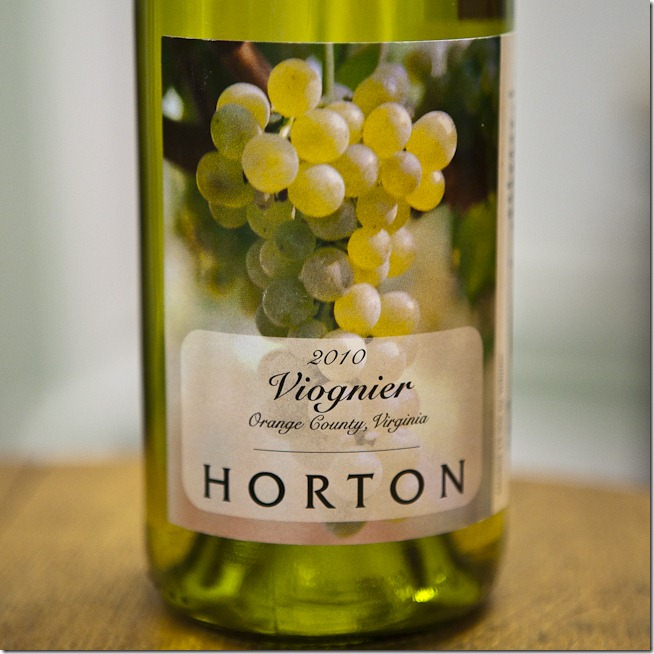 2010 Horton Orange County Virginia Viognier-1