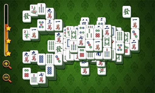 Mahjong Solitaire - screenshot