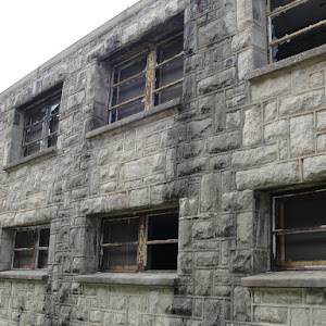 Spooky Eastern State Penitentiary