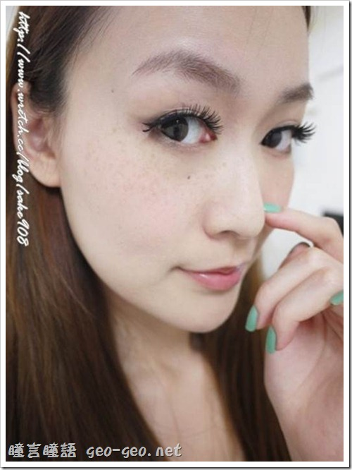 NEO隱形眼鏡-N016新甜心朱古力