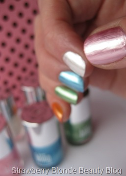 MyFace Lil Bling Nail Polish Swatches (7)