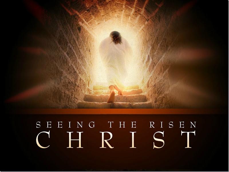 Seeing the Risen Christ