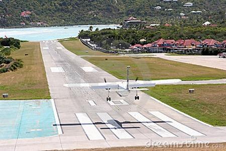 Saint Barthelemy Airport