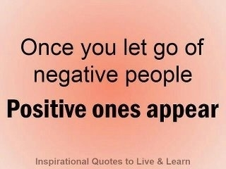 let go of negative people quotes