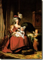 Vigee-Lebrun Marie-Antoinette et ses enfants