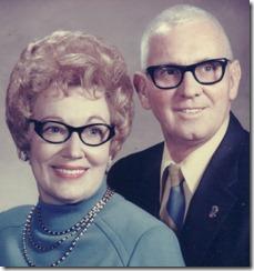 Dale & Ruth (Hughes) Watts