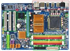 motherboard pada komputer