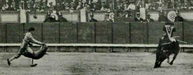 1914-07-03 (1914-07-30 p La Lidia) Joselito y Blanquet