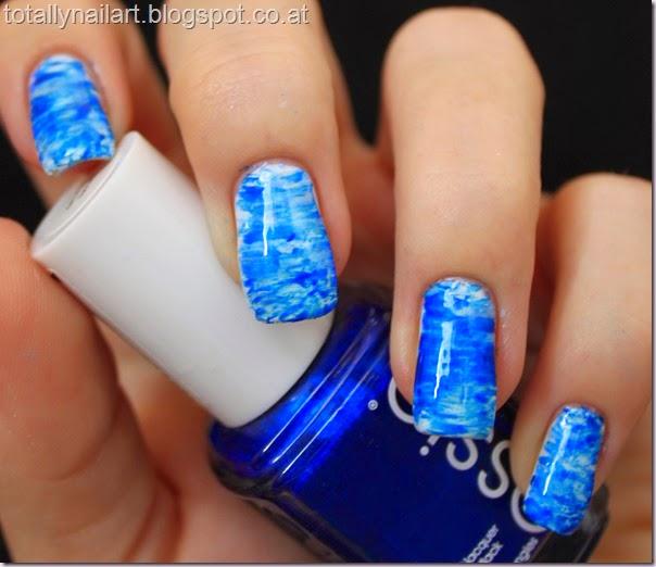 Fanbrush Nails Tutorial