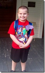 Carter's first day of school August 2011 002