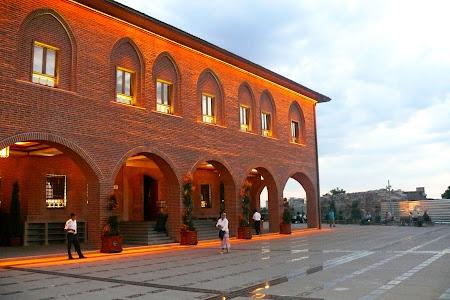 Vacanta Turcia: ankara - marea moschee.