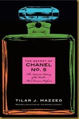 The Secret of Chanel No.5, book by Tilar Mazzeo