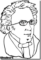 franz-schubert-coloring-page