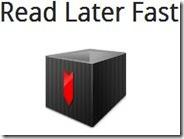 Leggere pagine internet offline con Google Chrome e Read Later Fast