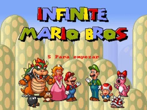 Mario-Infinite