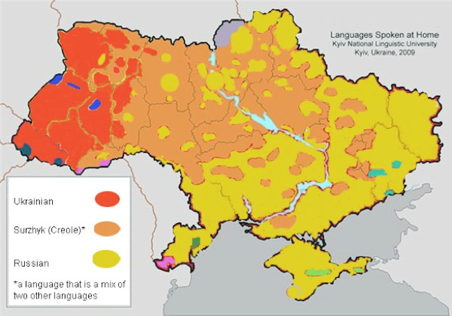 CC Photo Google Image Search Source is cdn pjmedia com  Subject is LINGUISTIC MAP OF UKRAINE