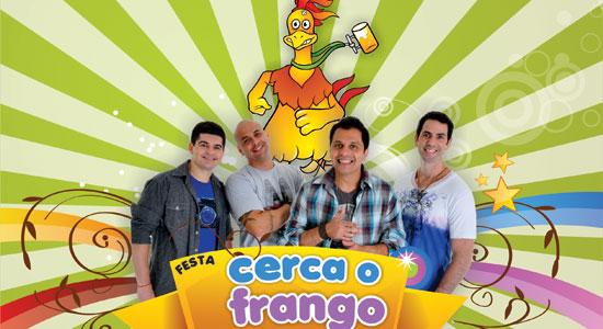 Cerca o Frango - Batom na Cueca