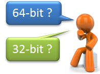 32 ou 64 bits