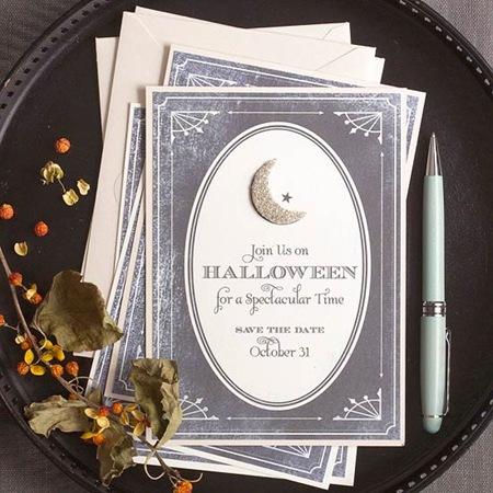Semplicemente Perfetto Halloween Elegant Party 01