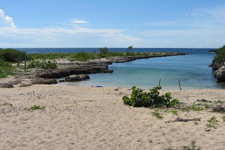Plaja Cuba: Passacaballos - plaja virgina a lui Fidel