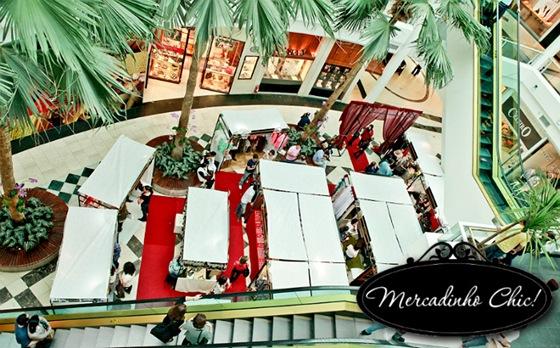 Mercadinho Chic! Curitiba - Shopping Crystal