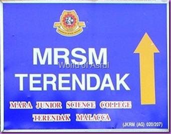 MRSM Terendak