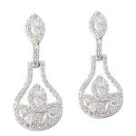 PSS ORNATE WHITE CRYSTAL MARQUISE DROP Earrings €155.JPG