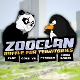 Jogo do Panda contra Pinguins