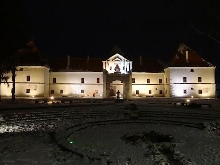 Castelul Miko Miercurea Ciuc