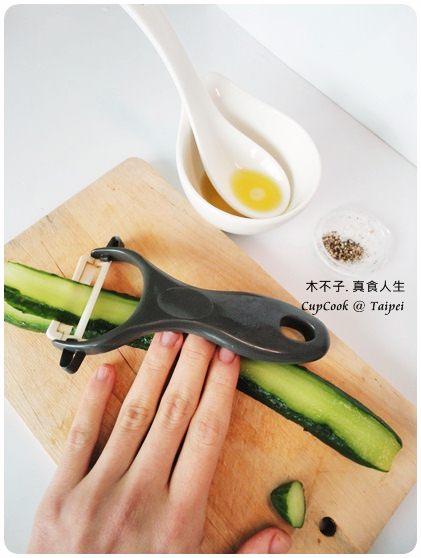 油醋涼拌小黃瓜cucucmber (4)