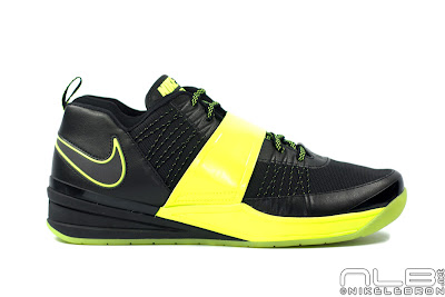 nike zoom revis black volt 01 web #LeBronDNA: Ken Link & Nike Zoom Revis Appreciation Post