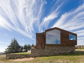 Casa Zócalo de LAND Arquitectos