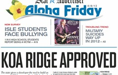 Koa Ridge approved